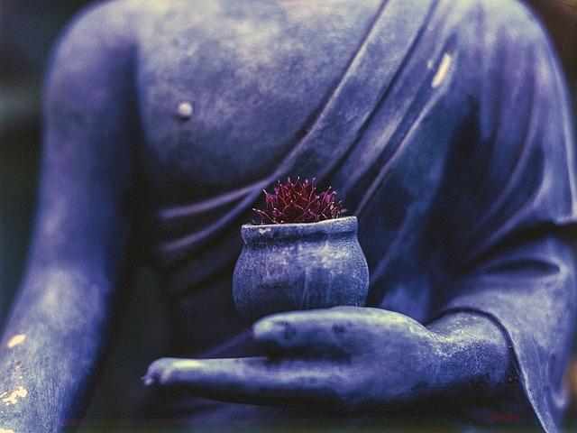 Buddha, Plant, Religion, Buddhism, Buddhist, Prayer