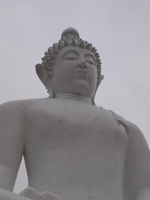 Buddha Statue, Chiang Mai, Thailand