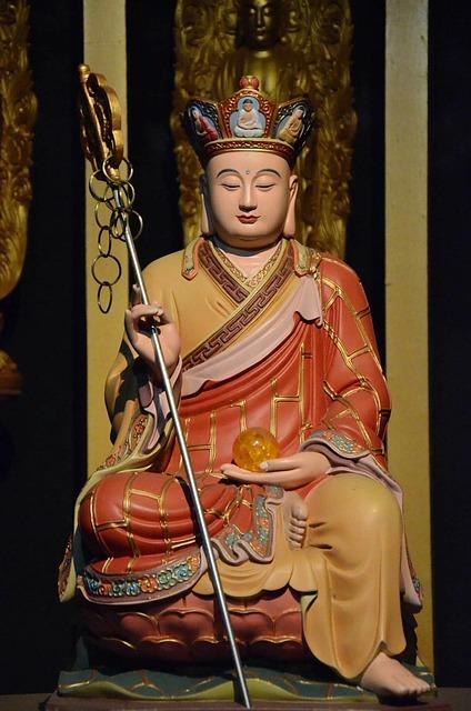 Jizo, Buddhism, Buddha Statues