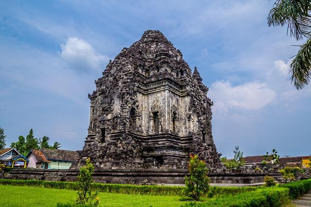 Temple, Kalasan, Candi, Indonesia, Yogyakarta, Buddha
