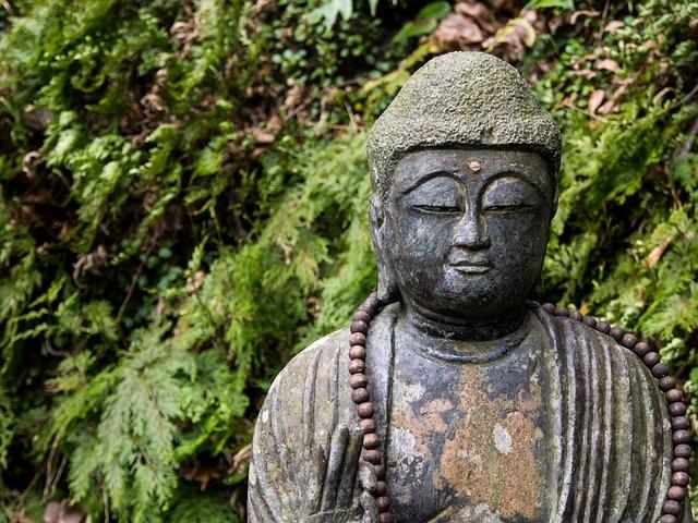 Buddha, Buddha Statue, Japan, Buddhism