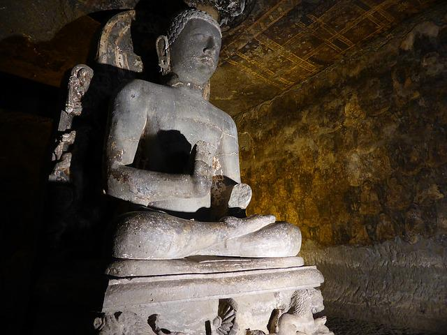 Buddhism, Buddhist, Cave, Grotto, Buddha, Temple
