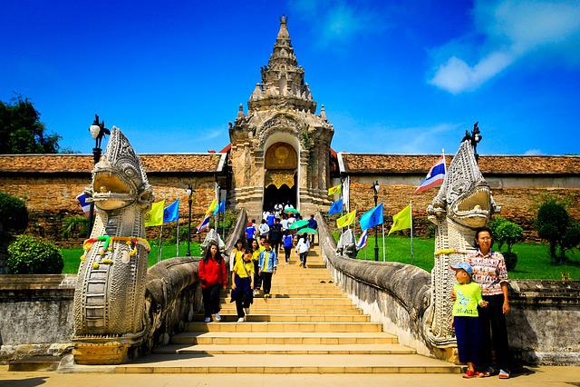 Measure, Pagoda, Buddhism, Thailand, Religion