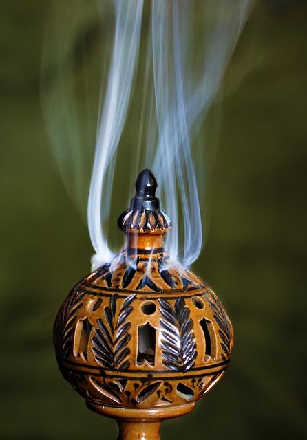 Incense, Buddhism, Religion, Smoke, Spiritual, Buddhist