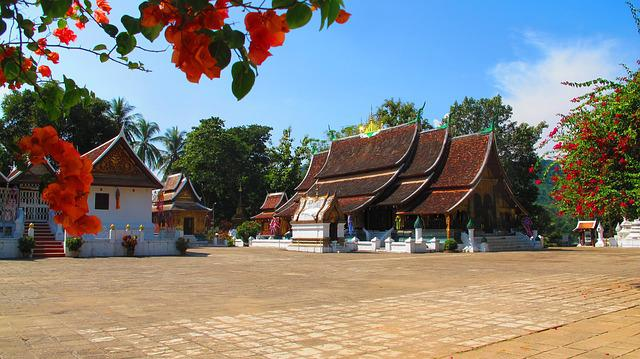 Wat Xieng Thong, Buddhist Temple, Temple, Monastery