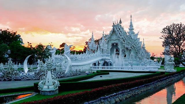 Temple, Buddha, Culture, Buddhist, Wat, Tourism