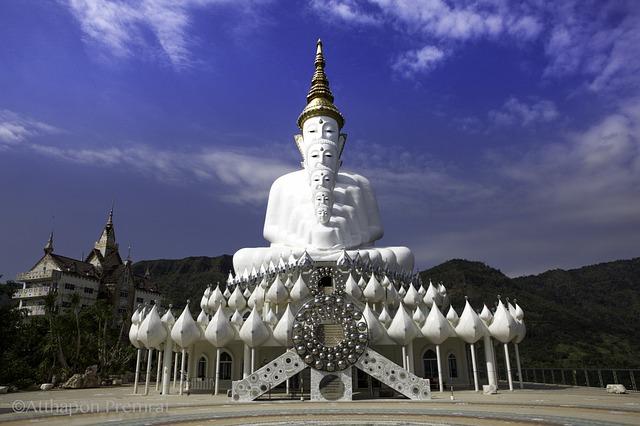 Buddhist, Petchaboon, Thailand, Khaokhor