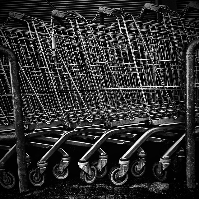 Shopping Cart, Buggy, Shopping, Cart, Purchasing