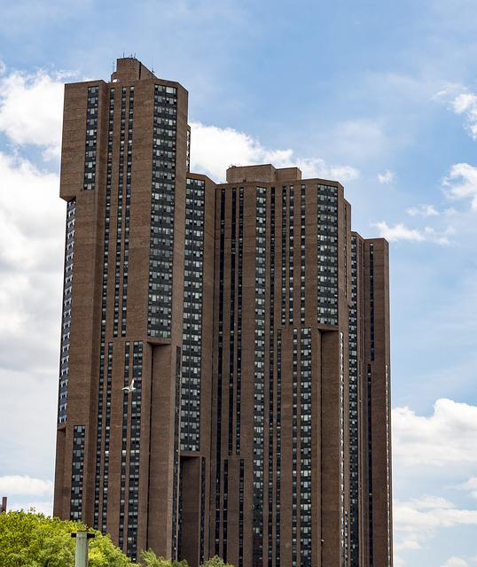 Building, Apartment, New York, Nyc, Apartment Building