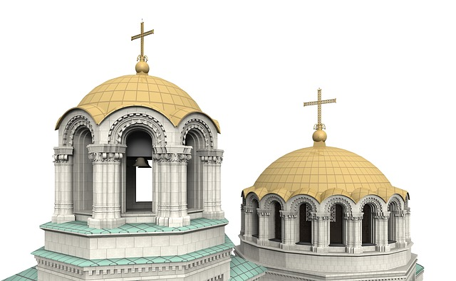 Alexander, Nevsky, Cathedral, Architecture, Building