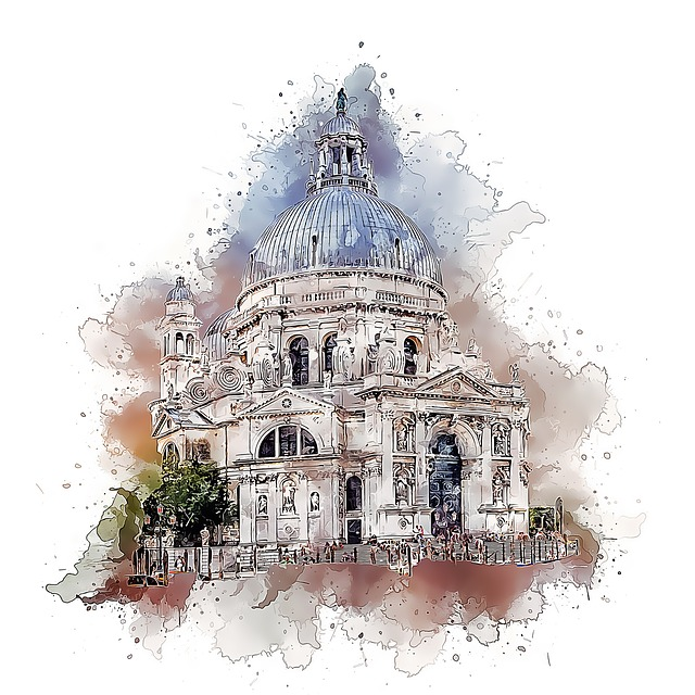 Architecture, Building, Cathedral, Church, Italy