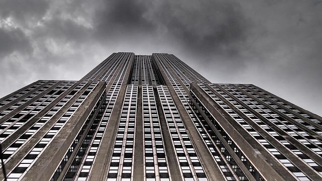 Empire State Building, Building, Architecture, Tower