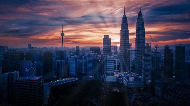 Kuala Lumpur, Malaysia, Architecture, Building