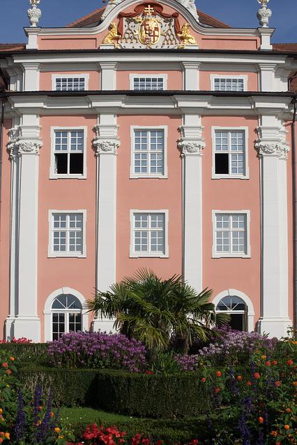 Castle, Meersburg, Building, Architecture