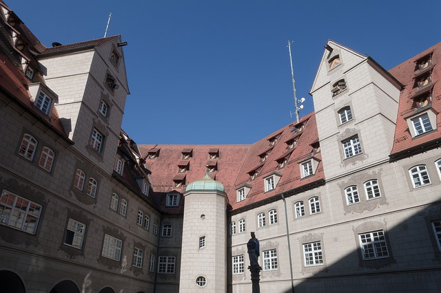 New Construction, Ulm, Building, Architecture