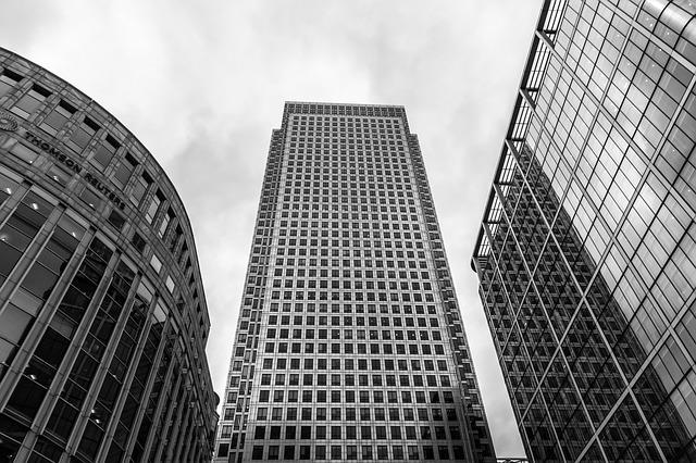 London, Financial District, Attraction, Building