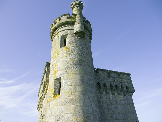 Tower, Building, Baiona