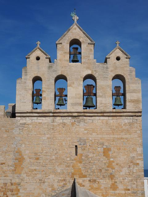 Church, Church Roof, Bell Tower, Building, Architecture