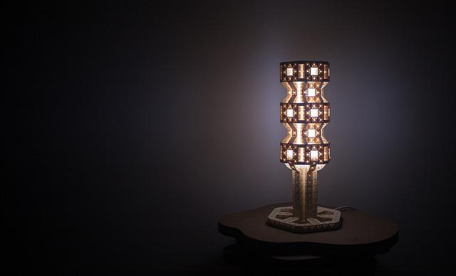 Lamps, Ethereal, Light, Building Blocks, Inspiration