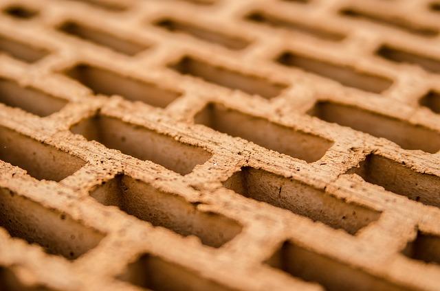 Brick, Block, The Background, Building