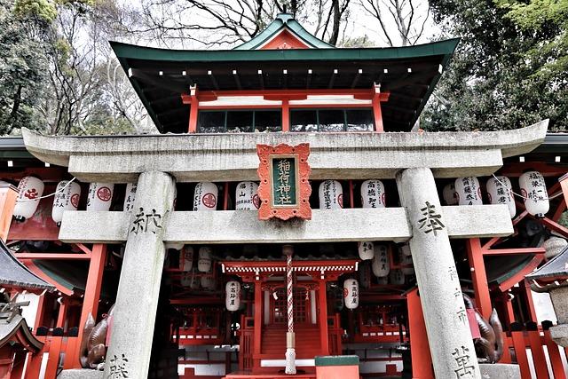 Architecture, Shrine, Building, Buddhism, Buddhist