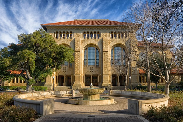 Palo Alto, California, Stanford University, Building
