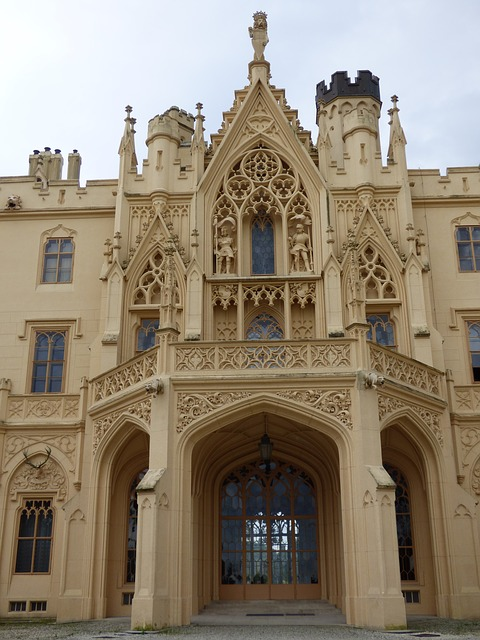Castle, Building, Czech Republic, Architecture