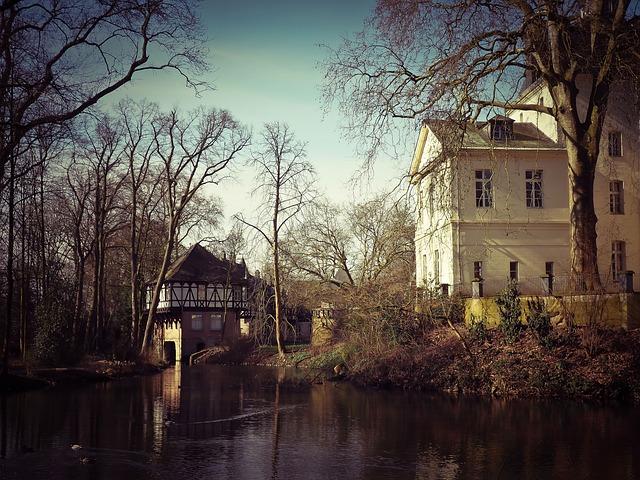 Castle, Manor House, Villa, Home, Building