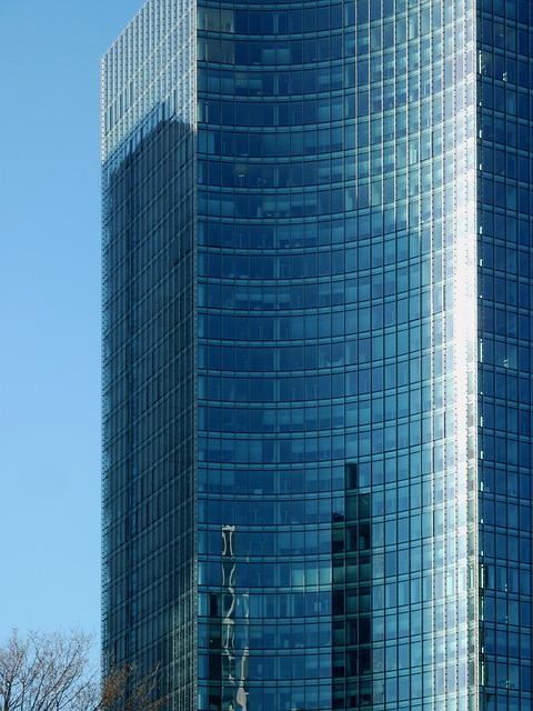 Architecture, Skyscraper, City, Building, Glass, Office