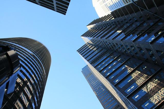 City, Building, Top