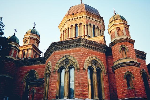 Church, Craiova, Dolj, Building, Romania, Orthodox