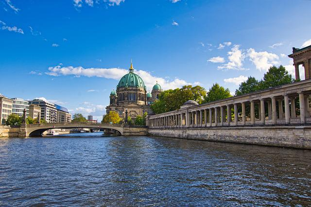 Berlin, Dom, Church, Architecture, Building
