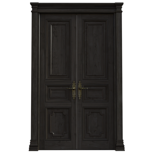 Doors, Wooden, Handle, Entrance, House, Old, Building