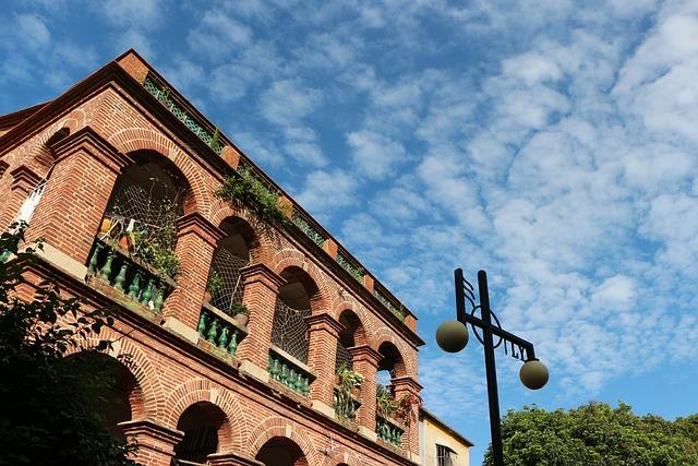 Xiamen, Gulangyu Island, Building