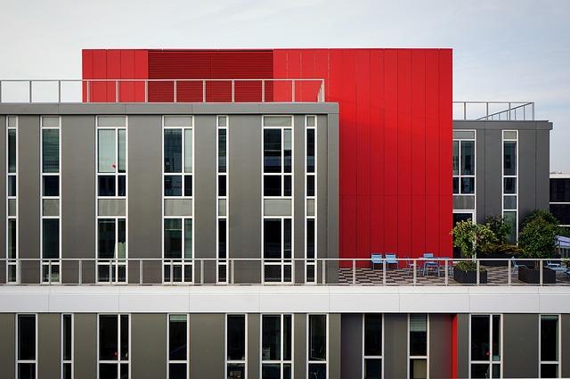 Architecture, Balcony, Building, Facade, High-rise