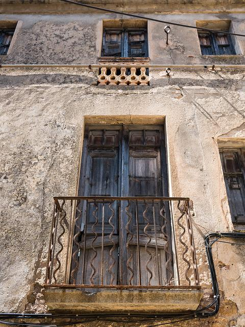 Architecture, Building, House, Exterior, Home, Street