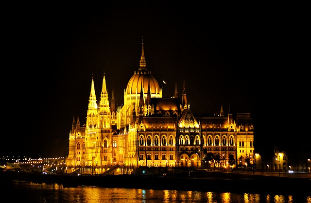 Budapest, Parliament, Hungary, Architecture, Building
