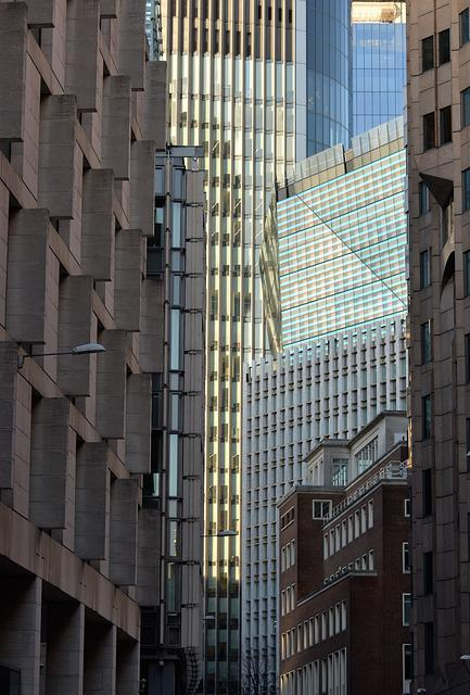 Architecture, London, Buildings, City, Building, Urban