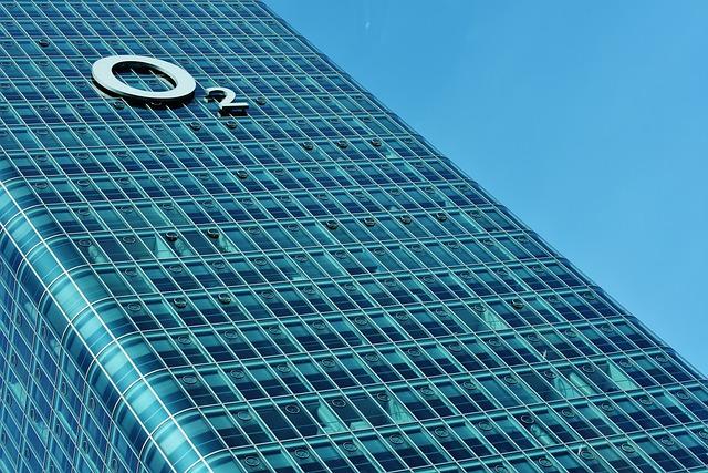 Munich, O2, Building, Moosach, Modern, Metal, Facade