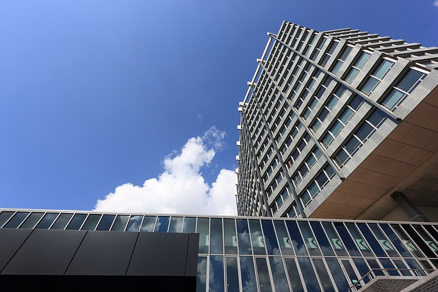 Netherlands, Eindhoven, Philips, Office, Building