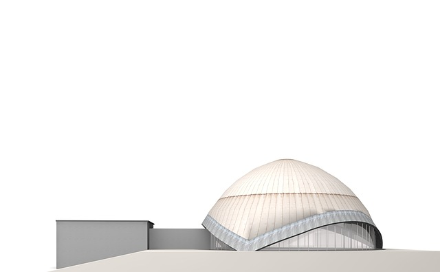 Planetarium, Bochum, Building, Places Of Interest