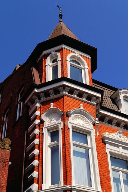 Bay Window, Building, Historically, Rhaeto Romanic