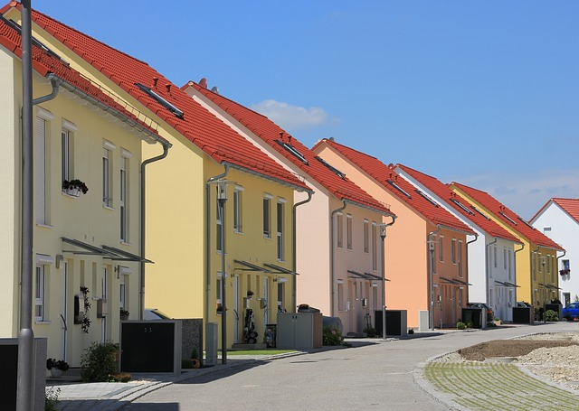Architecture, Home, Building, Family, Facade, Road