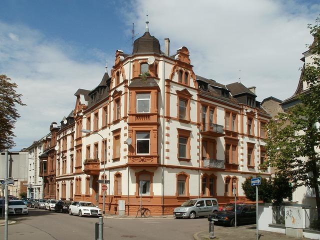 House, Building, Saarbrucken, Construction
