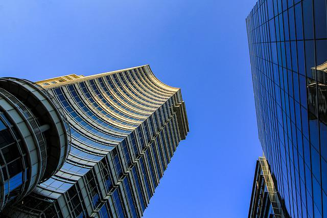 Architecture, Sky, City, Skyscraper, Building, High