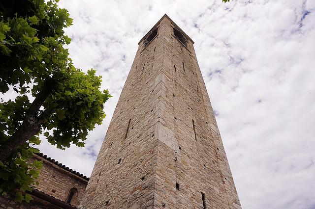 Tower, Old, Historically, Building, Stone Tower
