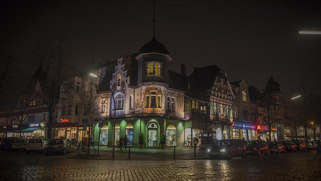 House, Old, Truss, Building, Facade, Architecture