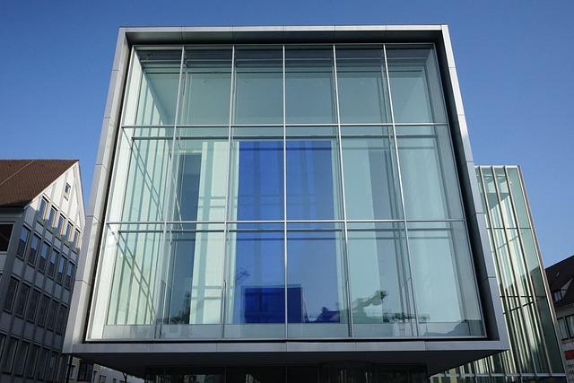Kunsthalle Weishaupt, Ulm, Kusthalle, Building