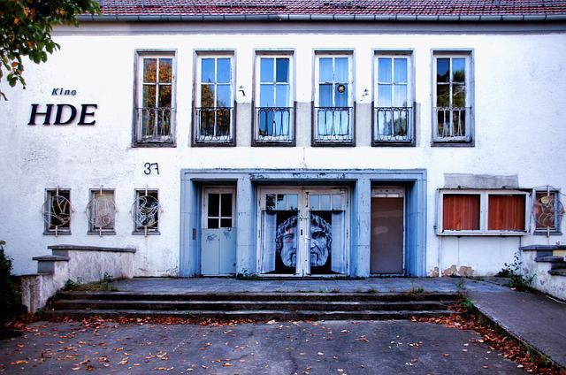 Cinema, Building, Home, Architecture, Usedom