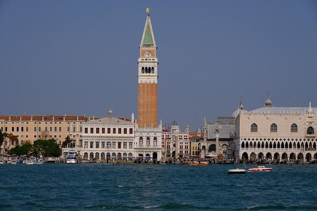 Travel, Architecture, Waters, Building, City, Venetian